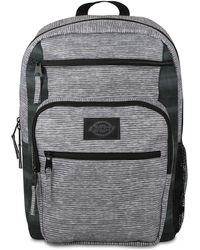 Dickies - Double Deluxe Heathered Backpack - Lyst