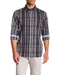 Tommy Bahama - Stripe Breaker Original Fit Long Sleeve Shirt - Lyst