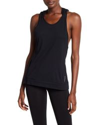 Bench - Cutout Hooded Tank - Lyst