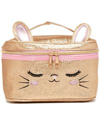 Under One Sky - Bunny Glitter Train Case - Lyst