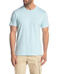 Wallin & Bros. Performance Short Sleeve T-shirt - Blue