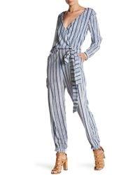 Calypso St. Barth - Mahonia Silk Blend Jumpsuit - Lyst