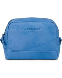 Liebeskind Berlin - Small Leather Cosmetic Bag - Lyst
