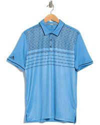 adidas Originals Core Novelty Golf Polo Shirt - Blue