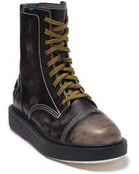 DIESEL - Cage D Ankle Boot - Lyst