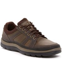 Rockport - Get Your Kicks Blucher - Wide Width Available - Lyst