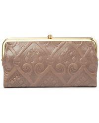 Hobo - Lauren Leather Wallet - Lyst