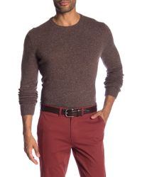 Brooks Brothers - Wool Crew Neck Sweater - Lyst