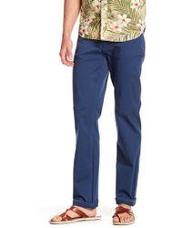 Joe's Jeans - Brixton Twill Trousers - Lyst