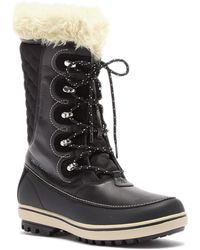Helly Hansen W Garibaldi, Snow Boots - Black