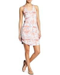 Threads For Thought - Printed Racer Back Dress - Lyst