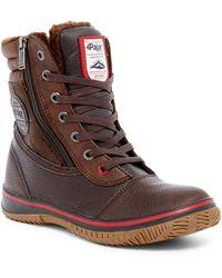 Pajar - Tour Fleece Lined Waterproof Boot - Lyst
