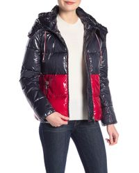 Tommy Hilfiger Zip Front Jacket - Red