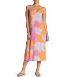 O'neill Sportswear - Santa Rosa Cover-up Midi Dress - Lyst