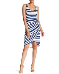 Tommy Bahama - Aquarelle Stripe Sleeveless Midi Dress - Lyst