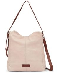 Liebeskind Berlin - Small Tumble Washed Leather Hobo Bag - Lyst