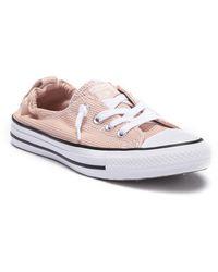 Converse Chuck Taylor All-star Shoreline Peached Twill Sneaker (women) - Multicolour