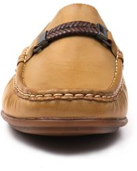 Members Only Tribeca Braided Strap Driver - Natural