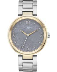 Nixon - Women's Chameleon Watch, 39mm - Lyst