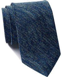 Ben Sherman - Dickson Abstract Silk Tie - Lyst