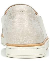 SOUL Naturalizer Kemper 2 Metallic Sneaker - Natural
