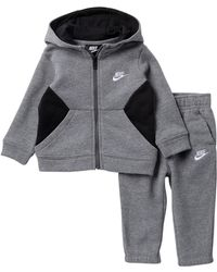Nike - Nsw Core Fz Track Suit - Set Of 2 (baby Boys) - Lyst