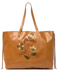 Hobo - Journey Leather Tote Bag - Lyst