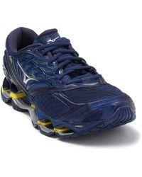 Mizuno Wave Prophecy 8 Running Shoe - Blue