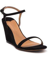 Tony Bianco Tanita Wedge Sandal - Black