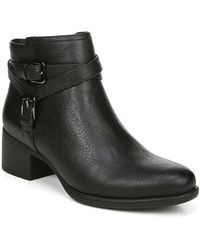 Naturalizer Kallista Ankle Boot - Wide Width Available - Black