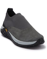 Merrell Jungle Moc Xx Slip On Sneakers - Black