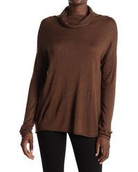 Line Mary Knit Sweater - Brown