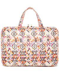 Kestrel - Batik Print Weekend Organizer Bag - Multi - Lyst