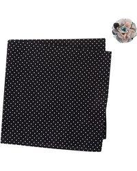 Original Penguin - Cooper Dot Pocket Square & Lapel Pin Set - Lyst