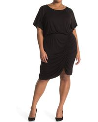 West Kei Knit Mini Dress - Black