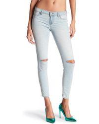 Siwy - Hannah Slit Knee Jeans - Lyst