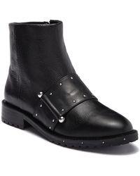 Avec Les Filles - Graham Studded Leather Bootie - Lyst