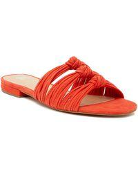 Joe's Jeans - Hazel Knotted Slide Sandal - Lyst