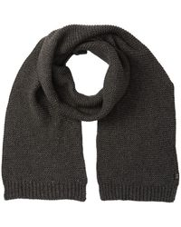 Bickley + Mitchell Knit Scarf - Black