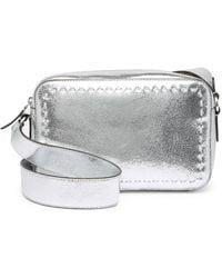 Cole Haan - Payson Metallic Camera Bag - Lyst