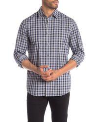 Michael Kors - Allen Check Classic Fit Shirt - Lyst