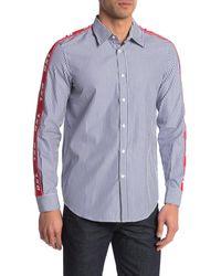 DIESEL Nori Button-down Shirt - Blue