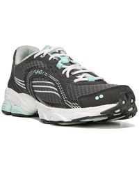 Ryka Ultimate Sneaker - Wide Width Available - Gray