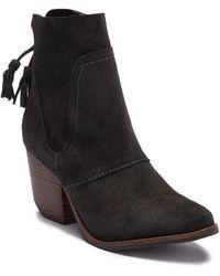 Matisse - Laney Notched Heel Bootie (women) - Lyst