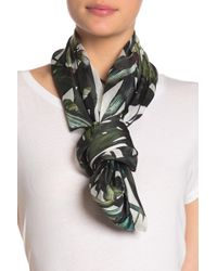 Vince Camuto Hot Tropic Square Scarf
