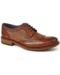 Ted Baker - Cassiuss 4 Wingtip Leather Oxford - Lyst