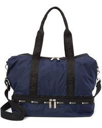 LeSportsac - Dakota Medium Deluxe Nylon Overnight Bag - Lyst