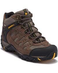 8548f5178de Accentor Mid Ventilator Waterproof Hiking Boot - Brown