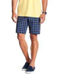Tommy Bahama - Cayman Mistral Plaid Swim Shorts - Lyst
