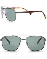 Ted Baker - Men's 58mm Full Rim Navigator Sunglasses - Lyst